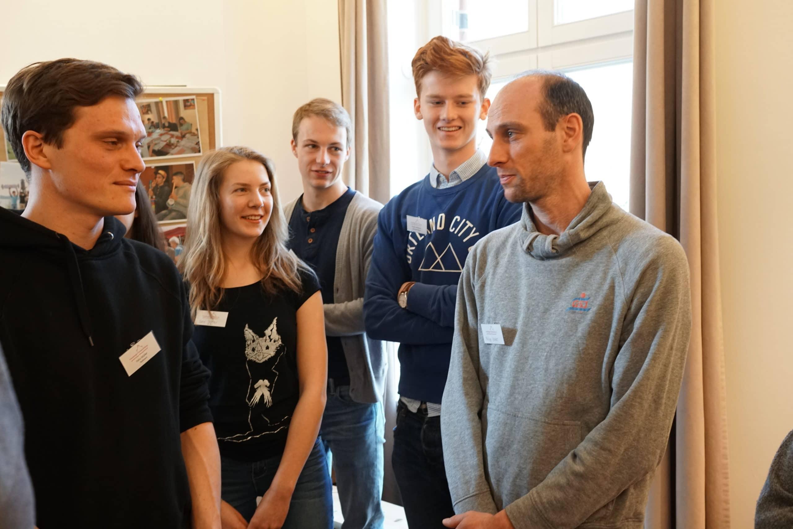 Junge Zukunftswerkstatt: Kennenlernen II