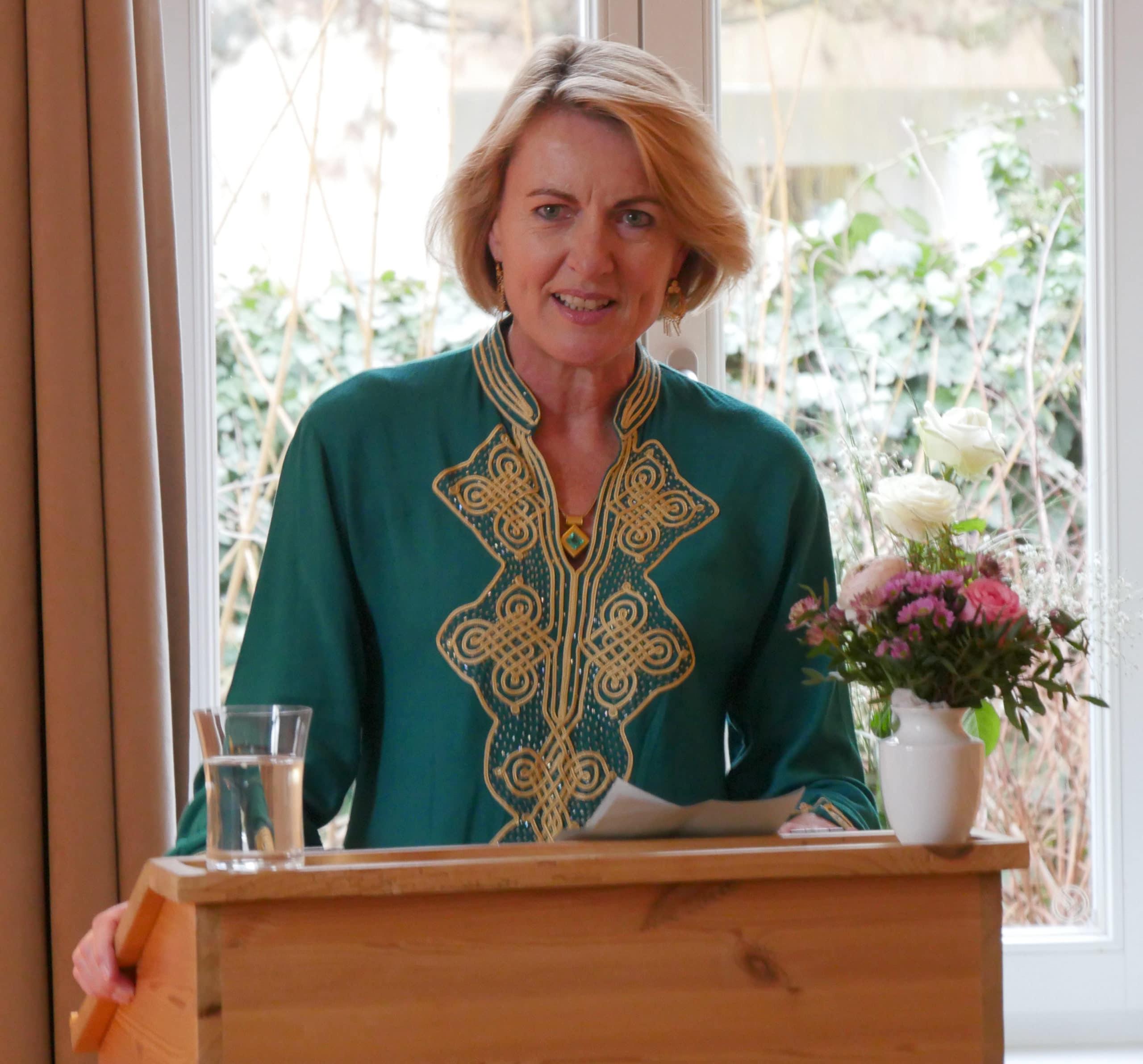 Bundesverdienstorden: Kirsten Ackermann-Piëch