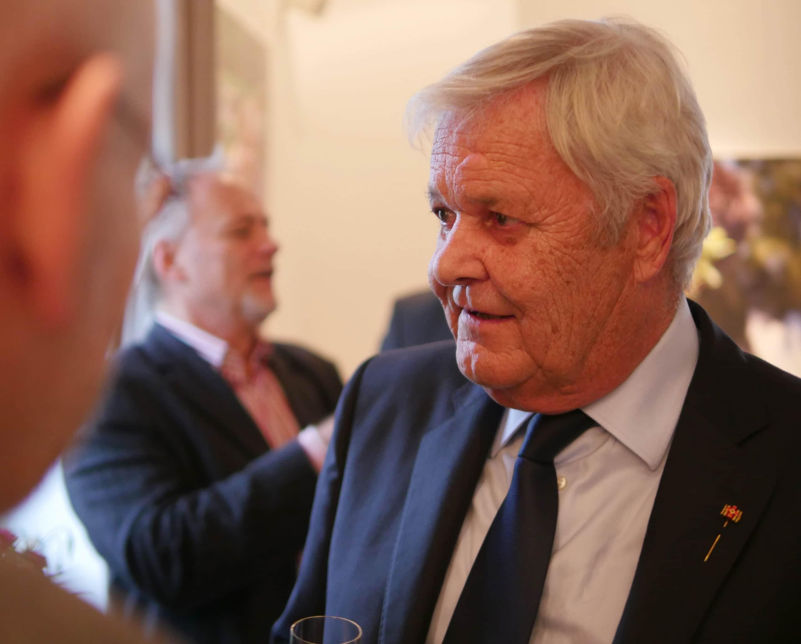 Bundesverdienstorden: Peter R. Ackermann