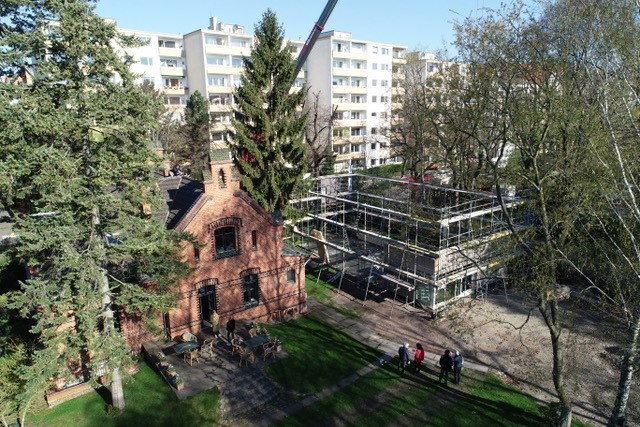 Aufbau Neubau 15.4.2019 (1)