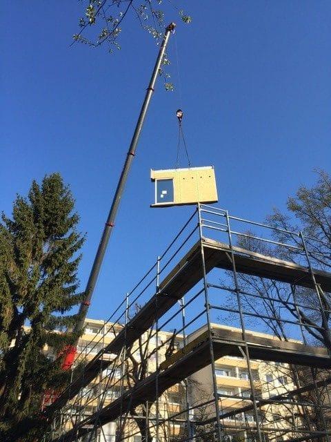 Aufbau Neubau 15.4.2019 (2)
