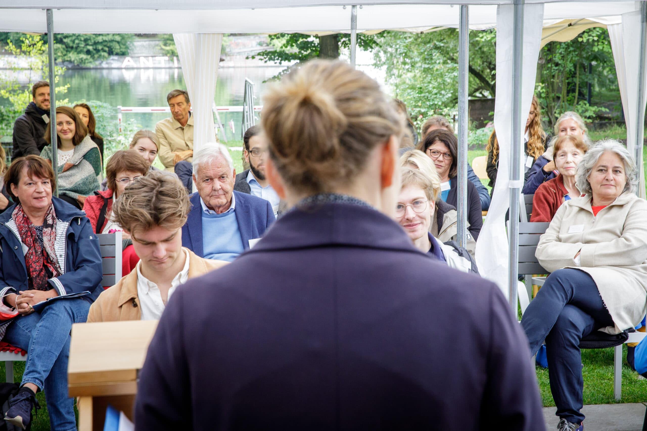 Kreuzberger Kinderstiftung - Hauptversammlung 2021